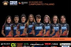 LINEUP ITALIANO STRADA 2021