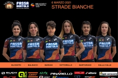 lineup STRADE BIANCHE 2021